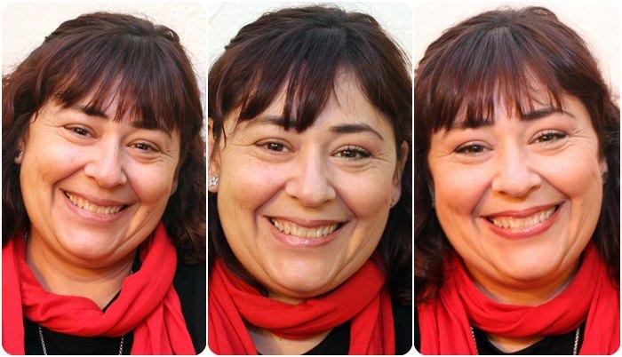 Angy antes durante y después