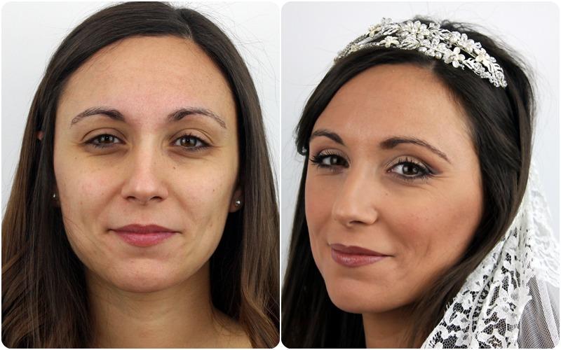 mosaico antes y después
